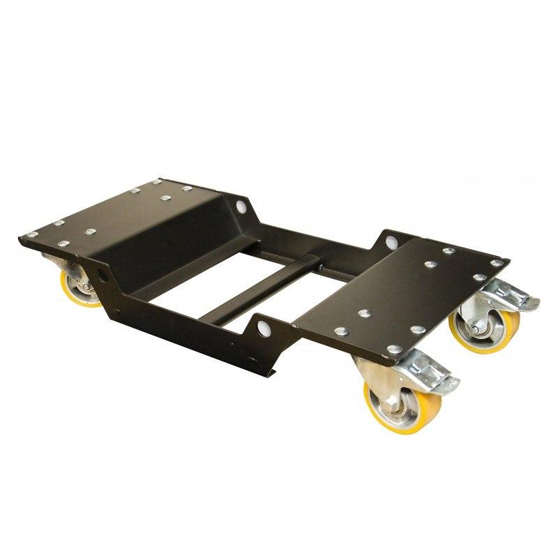 Wózek warsztatowy pod koło karoserie skrętny obrót - GRUBYGARAGE - Sklep Tuningowy